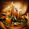 Different Salad Dressings by Anna Omelchenko
