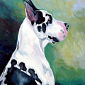 Diva The Great Dane by Lyn Cook
