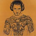 DJ by Mon Graffito