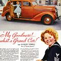 Dodge Automobile Ad, 1936 by Granger