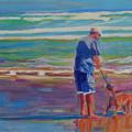 Dog Beach Play by Thomas Bertram POOLE