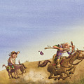 Don Quixote by Andy Catling
