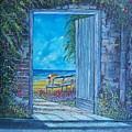 Doorway To ... by Sinisa Saratlic