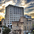 Downtown Appleton Skyline by Mark David Zahn