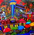 Downtown Attractions by Patti Schermerhorn