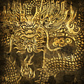 Dragon Pattern by Setsiri Silapasuwanchai