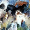 Dream Of Wild Horses by Christie Michelsen