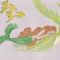 Dreaming Mermaid by Rosalie Scanlon