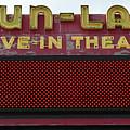 Drive Inn Theatre by David Lee Thompson
