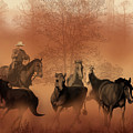 Driving The Herd by Corey Ford