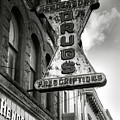 Drug Store Sign by Steven Ainsworth