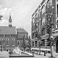 Duquesne University Chapel And Canevin Hall by University Icons