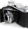Early 35mm Film Camera by Paul Cowan