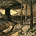 Early Morning by Samuel Palmer
