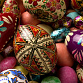 Easter Eggs by Garry Gay