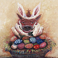 Easter Hog by Nadine Rippelmeyer
