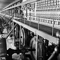 Edison Sault Power Plant At Sault Ste by Everett
