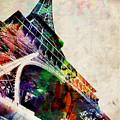 Eiffel Tower by Michael Tompsett