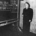 Einstein At Princeton University by Science Source