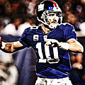 Eli Manning by The DigArtisT