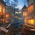 Enchanted Waters by Joel Payne