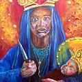 Erzulie Dantor Portrait by Christy  Freeman