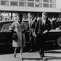 Escorted By President Kennedy by Everett