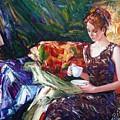 Evening Coffee by Sergey Ignatenko