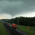 Evil Skies... by Rick Lipscomb