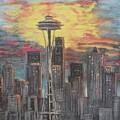 Eye On The Needle by Dan Bozich