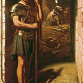 Faithful Unto Death by Sir Edward John Poynter