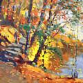 Fall In Bear Mountain by Ylli Haruni