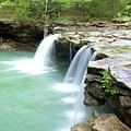Falling Water Falls 5 by Marty Koch