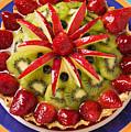 Fancy Tart Pie by Garry Gay
