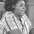 Fannie Lou Hamer 1917-1977 by Everett