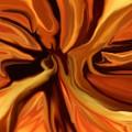 Fantasy In Orange by David Lane