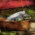 Farm - Laundry  by Mike Savad