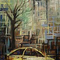 Fast City II by Janel Bragg