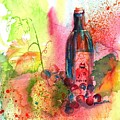 Fat Cat Wine by Sharon Mick