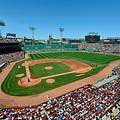 Fenway Park - Boston Red Sox by Mark Whitt