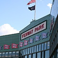 Fenway Park Centennial by Loud Waterfall Photography Chelsea Sullens