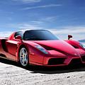 Ferrari Enzo by Douglas Pittman