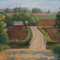 Fertile Farm by Sandra Quintus