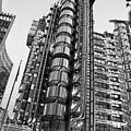 Finance The Lloyds Building In The City by Chris Smith