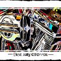 Fine Art Chopper II by Mike McGlothlen