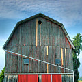 Finger Lakes Barn Iv by Steven Ainsworth