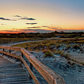 Fire Island Lighthouse At Robert Moses State Park by Jim Dohms