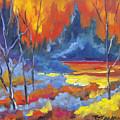 Fire Lake by Richard T Pranke