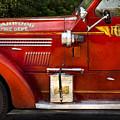 Fireman - Garwood Fire Dept by Mike Savad