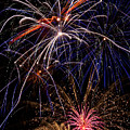 Fireworks Celebration  by Garry Gay